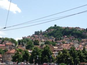 Hills of Sarajevo