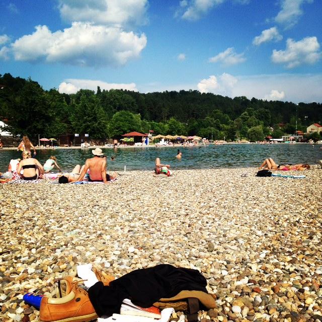 Salt Lakes Tuzla