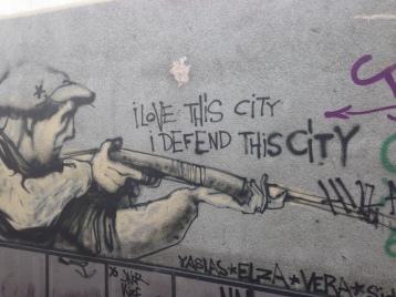 Sarajevo Graffiti