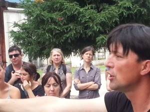 Telling the story so we may never forget the genocide at Srebrenica and Potočari