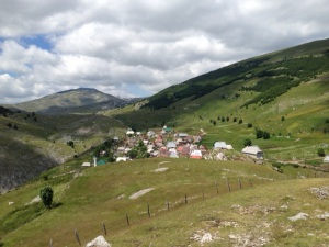 The highest inhabited town in BiH, Lukomir rests at about 1,500 meters.