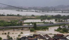 Flood in Bosnia-Herzegovina and Serbia