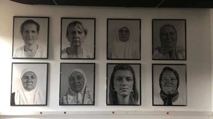 The Women of Srebrenica